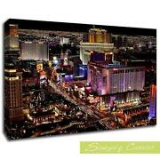 City Canvas Prints