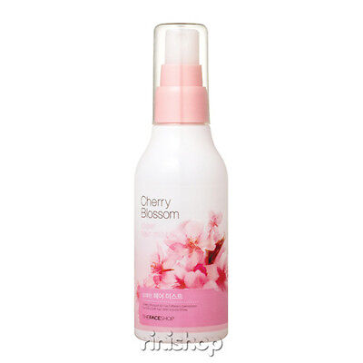 [THE FACE SHOP] Peach Floral Clear Hair Mist Cherry Blossom 100ml Rinishop
