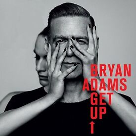 2 x Bryan Adams Tickets With Reserved Seating at the Sixways Stadium Friday 14th July