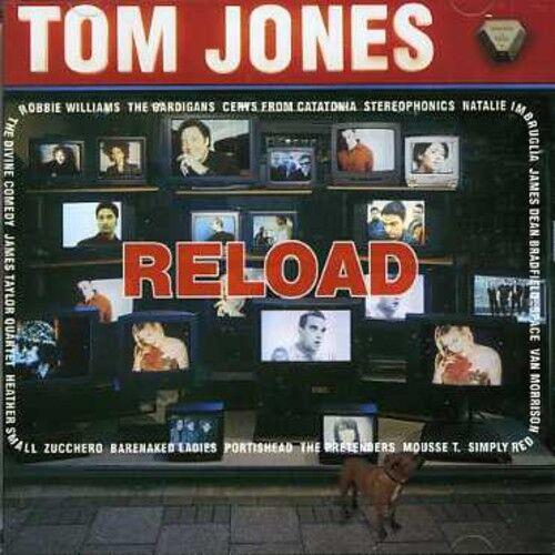 Tom Jones - Reload [New CD] UK - Import