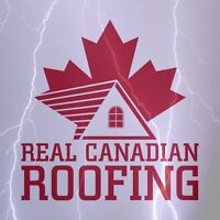 Real Canadian Roofing 10% OFF Limited Time
