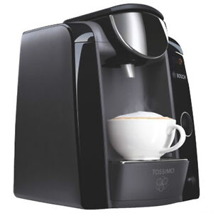 Bosch Tassimo Single Serve Coffee Maker (TAS4702UC) – Black