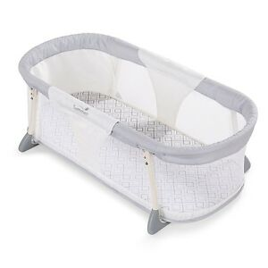 Summer Infant By Your Side Sleeper - Grey Lock Link