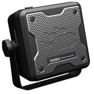 UNIDEN BC15 BEARCAT EXTERNAL CB RADIO/SCANNER SPEAKER for MIDLAND COBRA GALAXY