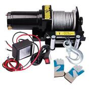 2000 lb Electric Winch