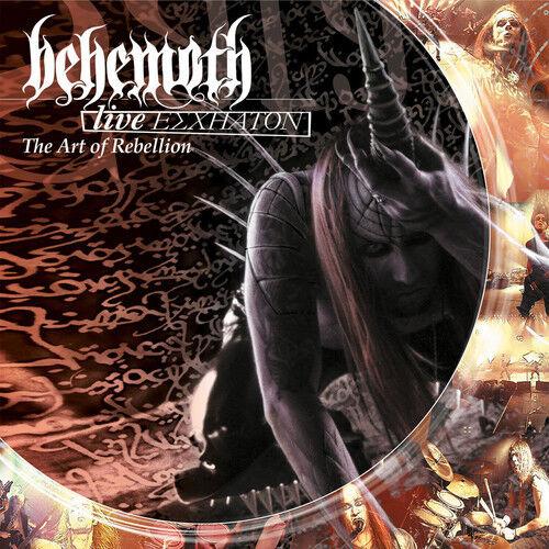 Behemoth - Live Eschaton: The Art of Rebellion [New CD]