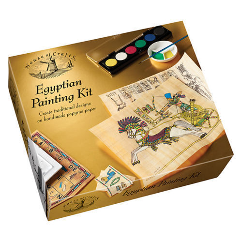 House of Crafts - Egyptian Painting Craft Kit