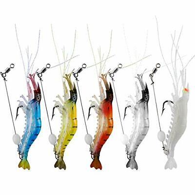 NEW Fanatik Gypnoz Eatable Soft Fishing Lures Silicone Baits Aroma Jig Soft NEW