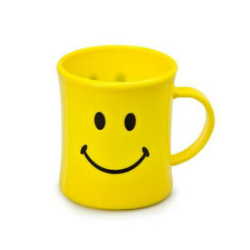 Sifcon International Neon Smile Mug Assorted - KI3327 (Discount pack of 10)