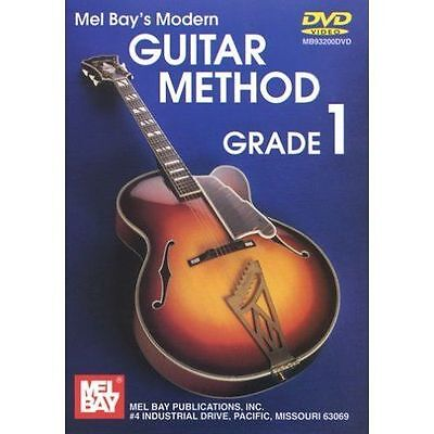 Bay Mel Modern Guitar Method Grade 1 Guitar Dvd
