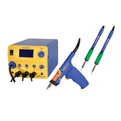 Hakko Fm206-dss Esd-safe Fm-206 Desoldering Rework Station With One Fm-2024