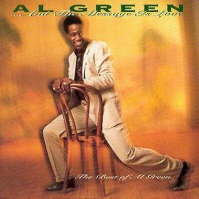 Al Green : ... And The Message Is Love: The Best Of Al Green CD (The Best Of Al Green Cd)