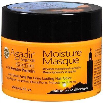Agadir Aran Oil Moisture Masque Sulfate Free 8 oz