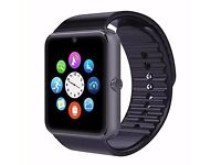 Bluetooth Smart Watch Wrist Watch Phone with SIM Card Slot for Smartphones