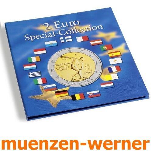 M nzalbum Leuchtturm M nzenalbum F r 57 2 Sonderm nzen Euro M nze Sammelalbum  - 11,45 €