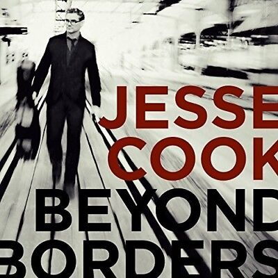 Jesse Cook   Beyond Borders  New Cd  Canada   Import