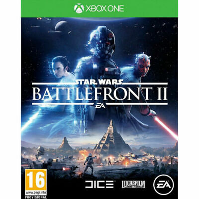 Star Wars Battlefront 2 XBOX ONE New Game Gift IDEA Official UK STOCK