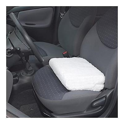 DRIVER'S ANGLE LIFT SEAT CUSHION WITH WASHABLE SEAT CUSHION COVER (Lifting Seat Cushion)
