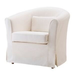 Two IKEA Tullsta Tub Chair