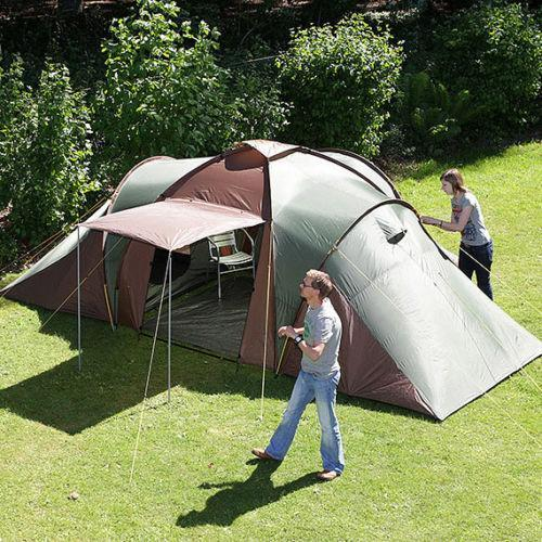 Skandika 6 Man Tent & Skandika Tent | eBay