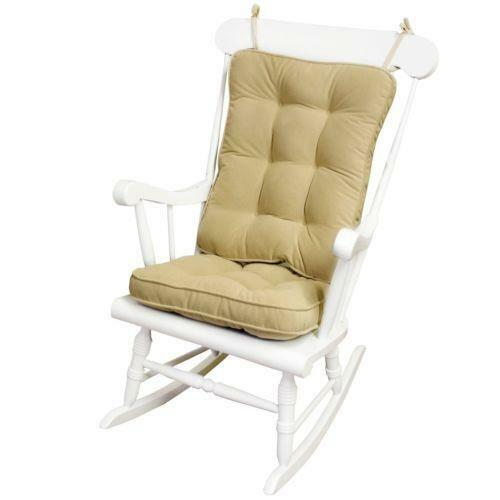 Childs Rocking Chair Cushions