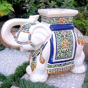 Large Porcelain Elephant Stool White Mix & Elephant Stool | eBay islam-shia.org