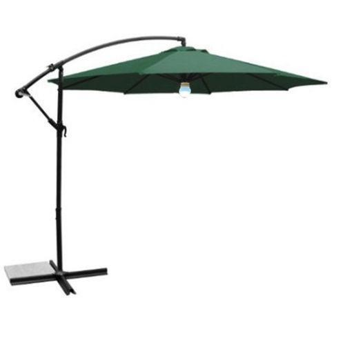 Light Patio Umbrellas