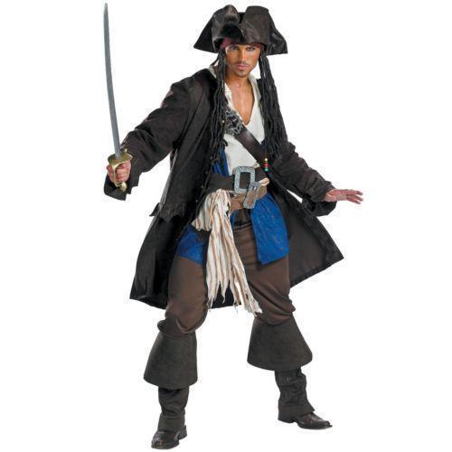 Captain Jack Sparrow Costume | EBay