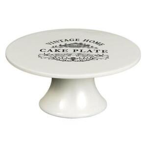 Vintage Plate Cake Stand  sc 1 st  eBay & Cake Plate Stand | eBay