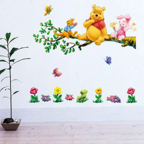 Winnie The Pooh Wall Stickers | eBay