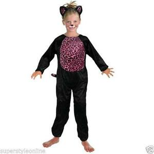 Kids Cat Halloween Costumes  sc 1 st  eBay & Halloween Cat Costume | eBay