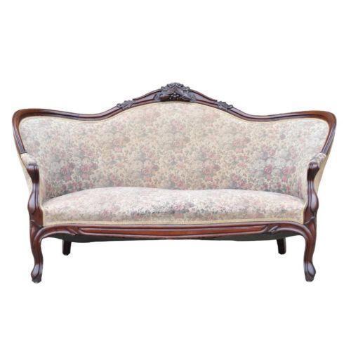 Vintage Victorian Sofa | EBay
