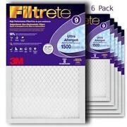 16x24x1 air filter - Filtrete Air Filter
