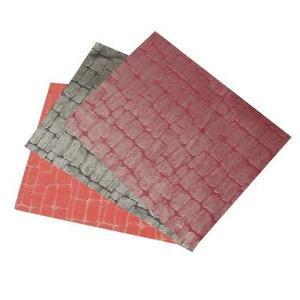 woven plastic mat