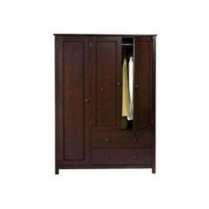 Wood Wardrobe Closets