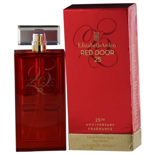red door by elizabeth arden 25th anniversary 33 oz eau de parfum spray sealed