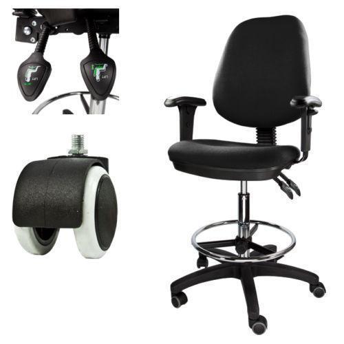 Ergonomic Drafting Chair  sc 1 st  eBay & Ergonomic Chair   eBay islam-shia.org