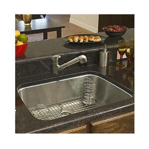 franke large stainless steel single bowl kitchen sink undermount fsus90018bx - Franke Sink