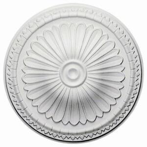 white ceiling medallion - Ceiling Medallion
