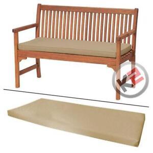 Waterproof Bench Cushions