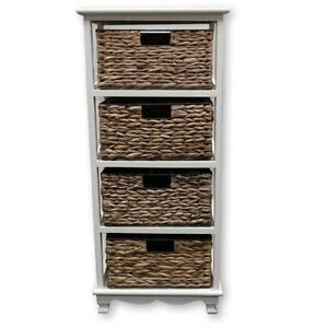Wicker Chests Of Drawers