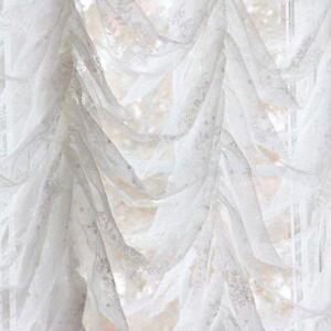 Delightful Lace Balloon Curtains