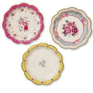 Vintage Paper Plates  sc 1 st  eBay & Paper Plates: Party Tableware | eBay