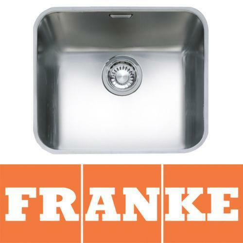 Franke Undermount Sink