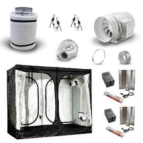 Complete Grow Tent Kit  sc 1 st  eBay & Grow Tent: Other Hydroponics | eBay