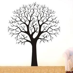 Nice Large Tree Wall Decal