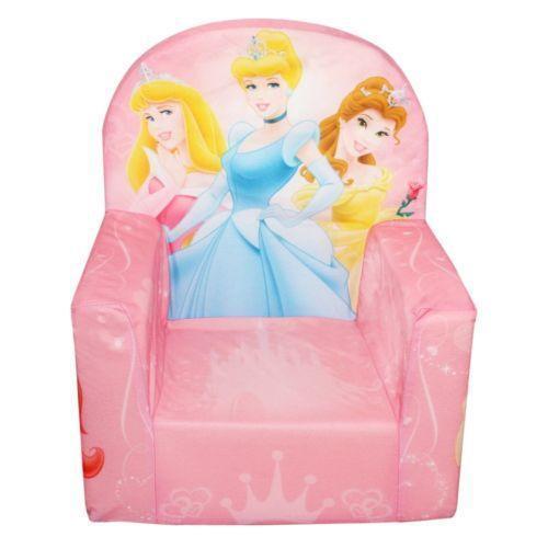 Great Kids Plush Chair | EBay