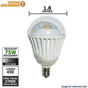 sylvania led light bulbs