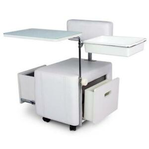 Portable Nail Table  sc 1 st  eBay : manicure tables and chairs - Cheerinfomania.Com