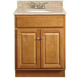 24x18 Inch Bathroom Vanity · 24